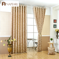 NAPEARL High Quality Jacquard Blackout Window