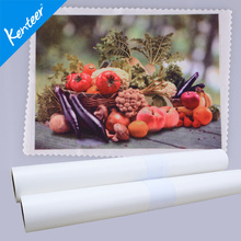 Kenteer custom high quality heat transfer sublimation paper for textiles