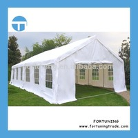 Quality inspection before exporting big size easy assemble party tent giant party tents