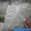 Coated pp woven bag packing 50kg flour