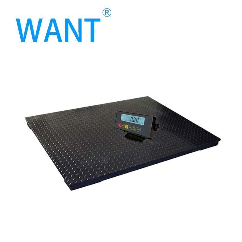 1t 2t 3t electronic weigh bridge scale floor scale