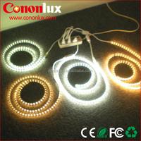 Cononlux industrial 220v landscape SMD3528 flexible led strips 100 meter a roll for sale