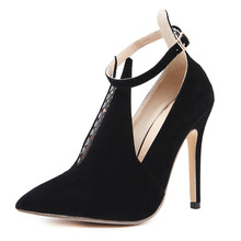 cheelon shoe italy latest fasion cut outs beautiful elegant sexy women high heel shoes 2018