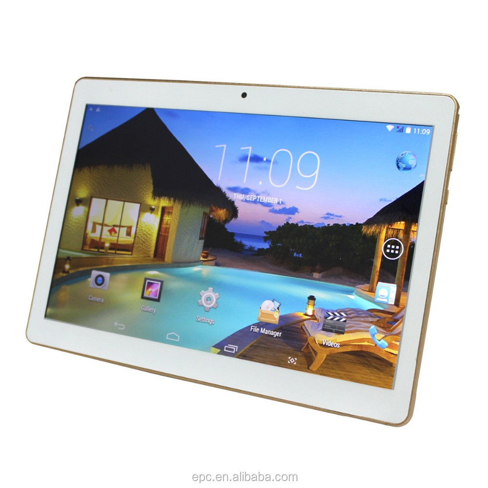 2016 christmas 10.1'' cheap quad core IPS 1280*800p built-in 3g tablet phone android 4.4 5.1 tablet Hot selling