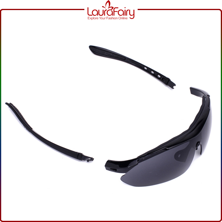 Laura Fairy China Manufacturer Extreme Changebale Sports Sunglasses Made Of Plasic