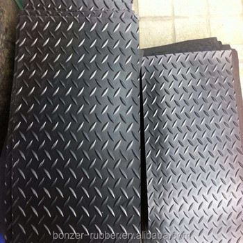 Willow Soft Foot Rubber matting Factory