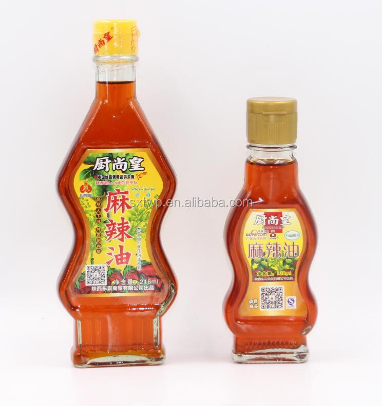 Spicy Oil 268ML, Cooking Oil, Hot Oil, Seasoning