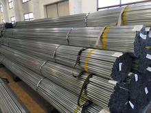 Q345b Round Carbon Galvanized Steel Pipe For Irrigation