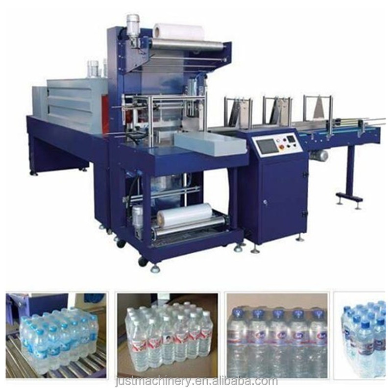 Hot new products heat shrink packing machine for bottle film