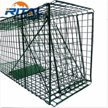 Collapsible Large Live Animal Trap Cage/large animal cages for sale