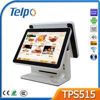 Telepower TPS515 Brand new 15 inch Touch Screen POS All in One Point of Sale system for Supermarket Restaurant
