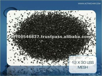 Carbon Disulfide removal activated carbon