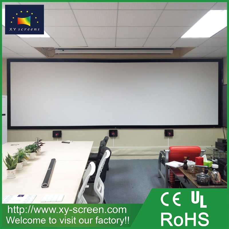 XYSCREEN 4k fixed frame projector screen office furniture office equipment