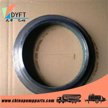 concrete pump pipe flange PM DN150 90 degree bend