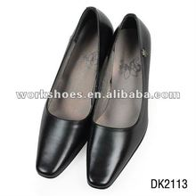 2012 Fashionable Women's shoes with leather material