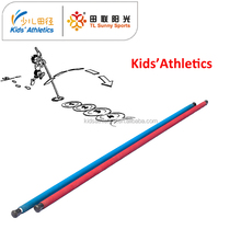 school sports equipment long jump with a pole