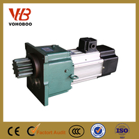 Top Quality 3 phase ac tower crane hoist motor with CE certificate