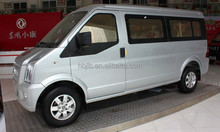 Dongfeng C37 4x2 9 seats mini van