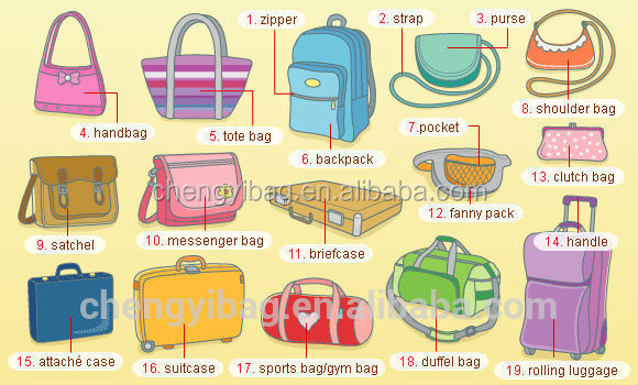 Colorful Small Ball glitter transparent clear pvc Shoulder bag