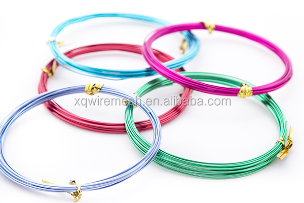 XQ decorative DIY color aluminum wire
