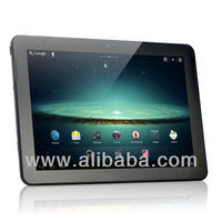 Android 4.0 Tablet PC rocking an extremely powerful 1.6 GHz Dual Core CPU, 1GB of RAM, a 10.1 Inch HD resolution screen