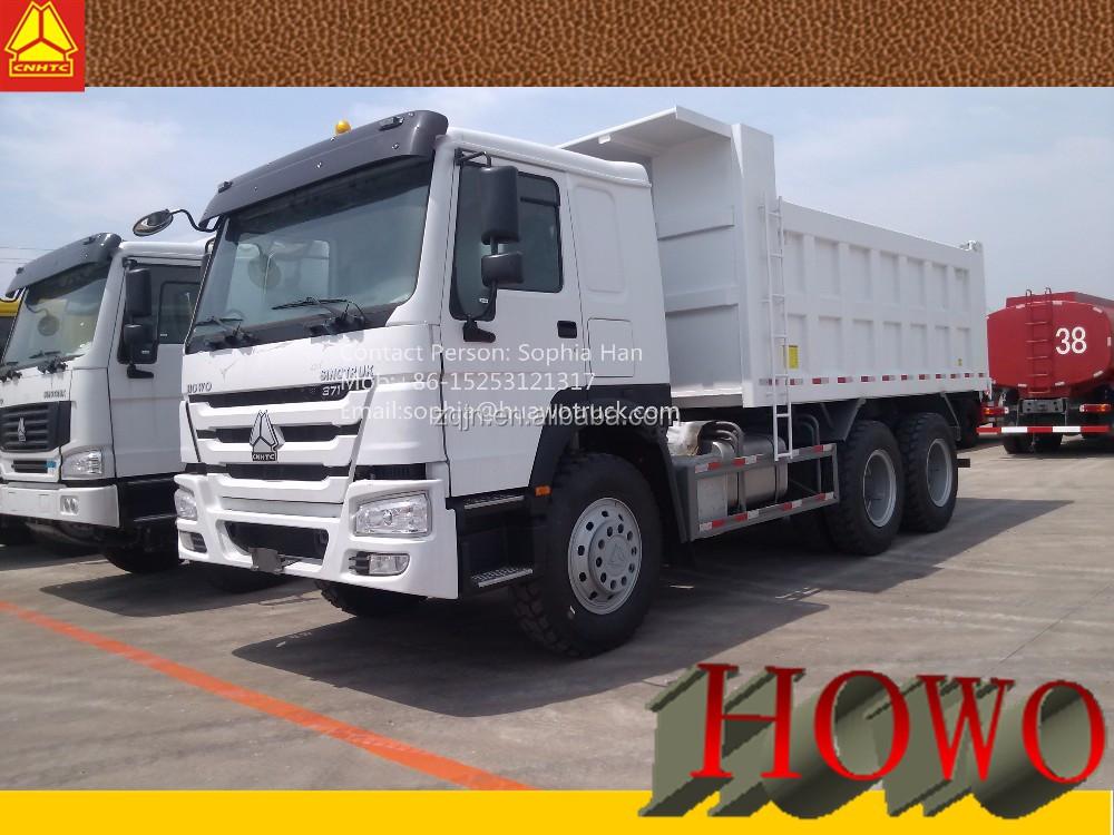 2016 sinotruk howo dump truck 10 wheel tipper truck 20t. Black Bedroom Furniture Sets. Home Design Ideas