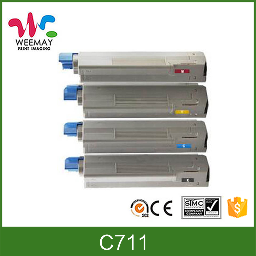 C710 C711 for oki white toner