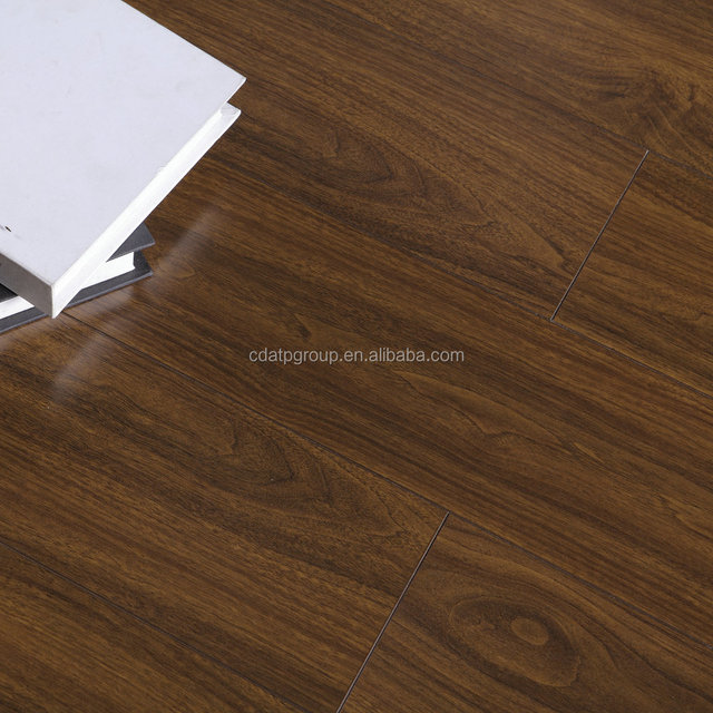 Ac3 East Europe Hot sale Recommend premium melamine sand castle chestnut laminate flooring floating