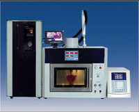 Ultrasonic And Microwave Combined Reaction System Ultrasound Microwave Cooperative Extractor/ Reactor SM-400
