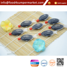 Best selling high quality sushi Japanese style seafood mini fish shape soy sauce 8.2 ml