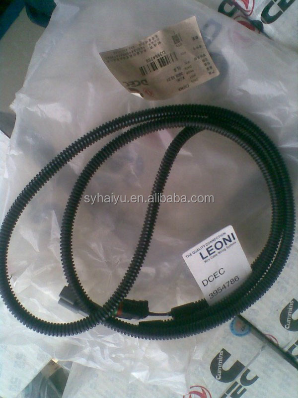 3954786 6.7L diesel engine wiring harness for automobile