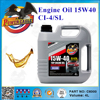 Fully Synthetic LongLife Engine Oil