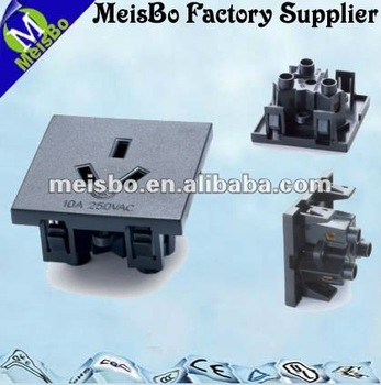 Electrical CE SAA multiple switched power outlet socket