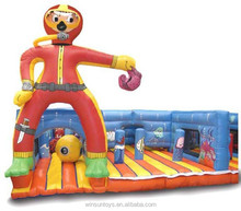 High Quality Kids Outdoor Inflatable Sports Games