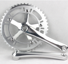 Aluminum Alloy Road Bike Fixed Gear Bicycle Crank Bmx Crank for Mountain Bike