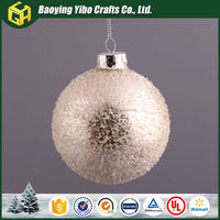 Quality and quantity assured resin christmas ornaments craft supply