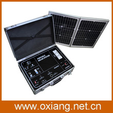Hot sales 500W solar generator with Modify sine wave inverter and high efficiency energy products
