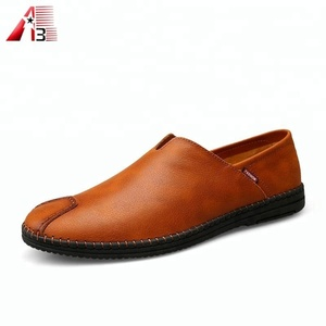 Fashion cow genuine leather men dress shoes , stylish leather men oxford shoes