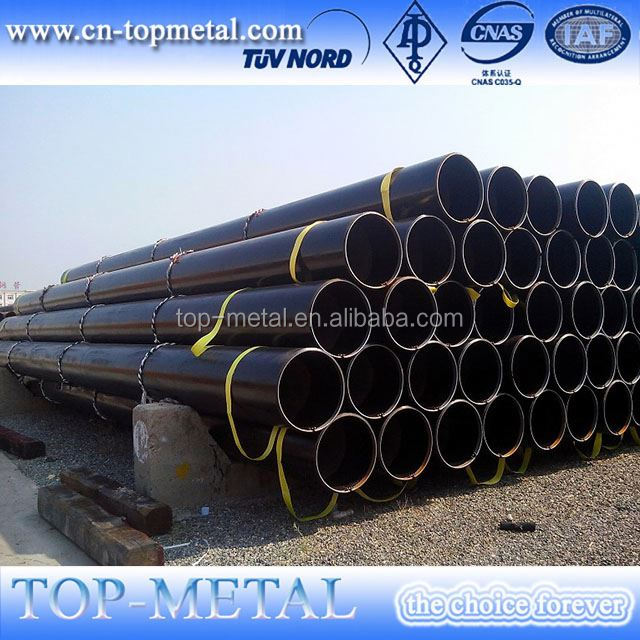 new condition lsaw welded steel pipe/tube supplier