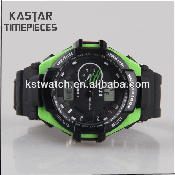 The world time advanced mens digital watches