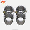 marine evaporator coil, marine tube heat exchanger, metal cooling coils product