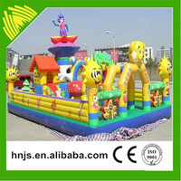 Alibaba inflatable bouncy castle prices