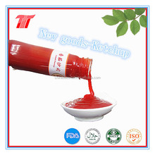 VEGO marque tomate ketchup/purée de Chine tomates fournisseurs