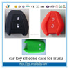 Hottest Sale high quality car key silicone shell for isuzu