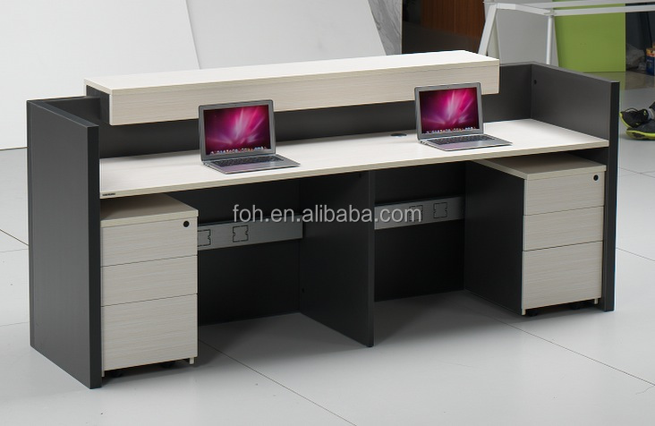 New Office Furniture Reception Counter Design Fohxt 8247