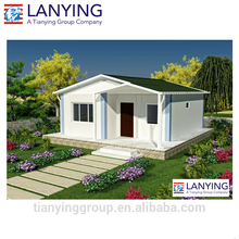 Sufficient supplies free design light steel frame precabricated house prefabricated modular homes