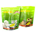 Pet Food Stand Up Pouch, Food-Grade Laminated Materials For Snake