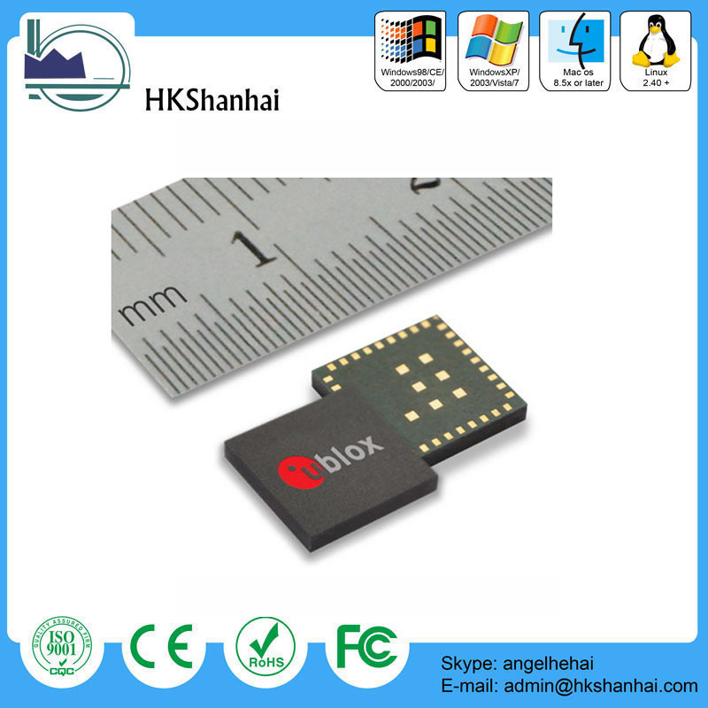 high quality gnss receiver / concurrent multi-GNSS module hot sale