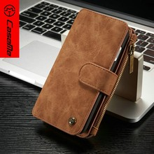 mobile phone accessories ,Mobile Phone Case For iPhone 7 Leather, Credit card holder