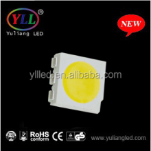 high lumen high brightness 0.2w 5054 5050 5053 led chip 5054 smd led cold white with Epistar chips for LED backlight